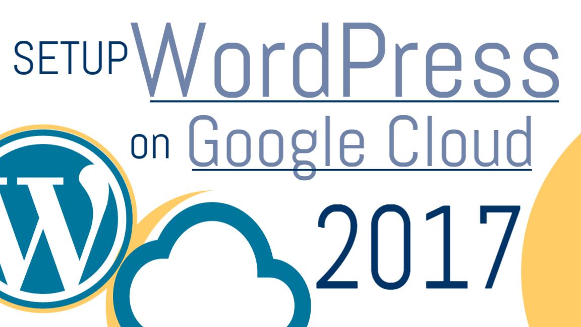 wordpress on google cloud