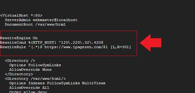 configure domain name wordpress