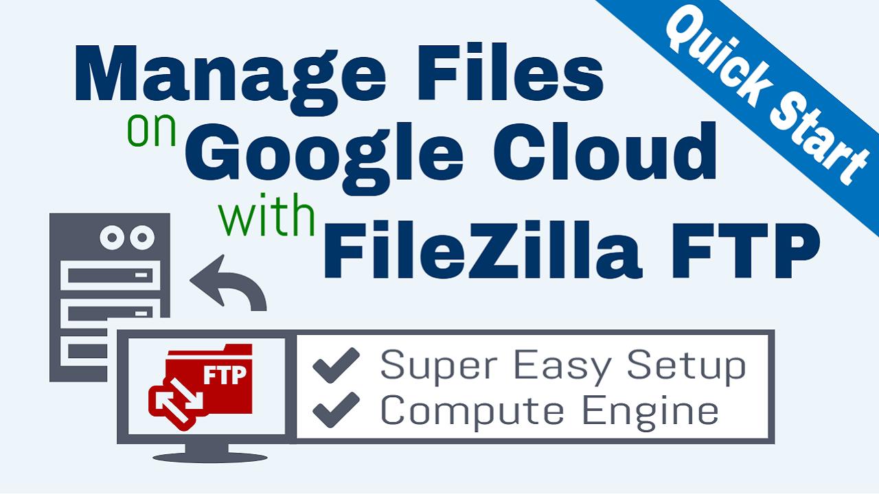 ftp setup google cloud