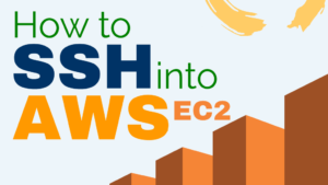 ssh into aws ec2 instances