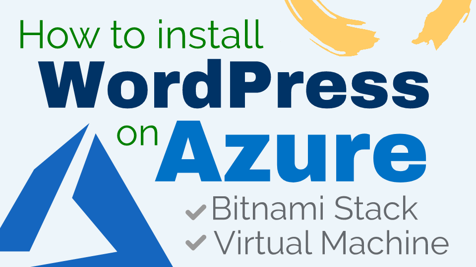 How to Install WordPress on Azure – One Page Zen