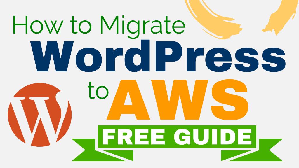 migrate wordpress to aws